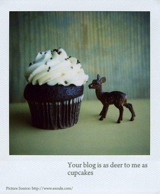 Cupcake+deer+award