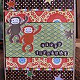 birthday card - Qtea
