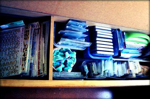 Scrap storage 3