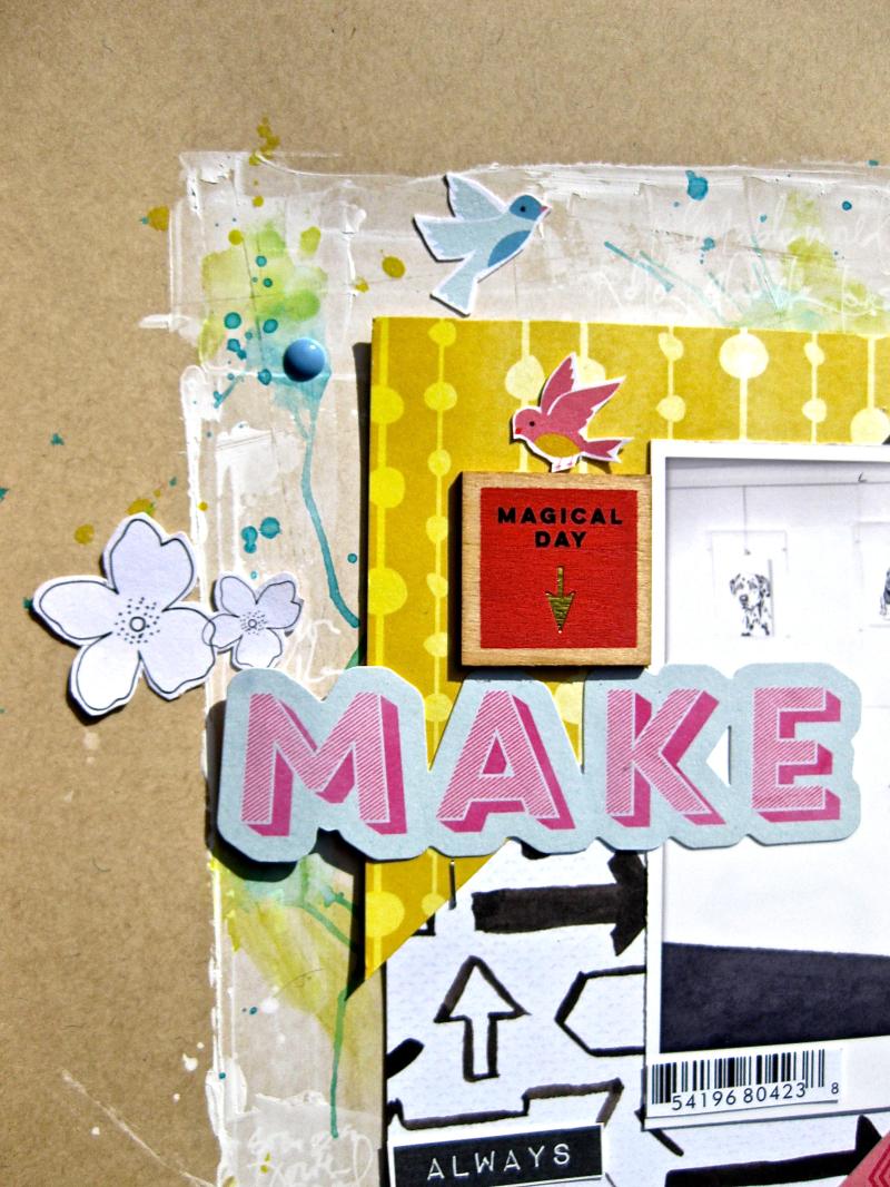 Make art L LG