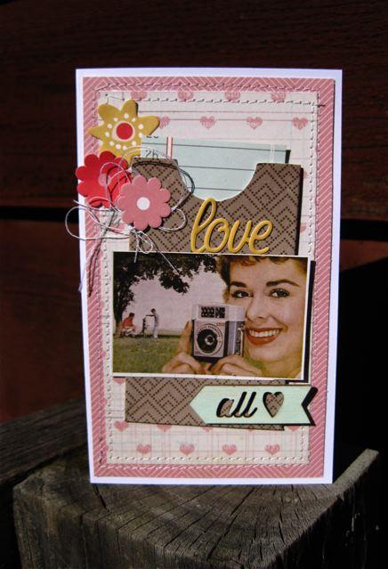 love all card