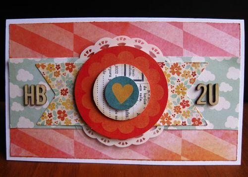 HB2U card...