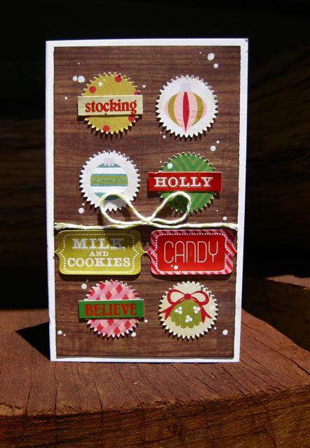 card: crate paper