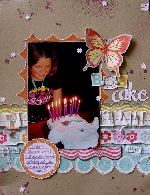 b.o.b. cake