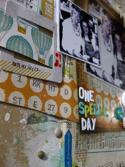 detail: one special day > paperhaus magazine