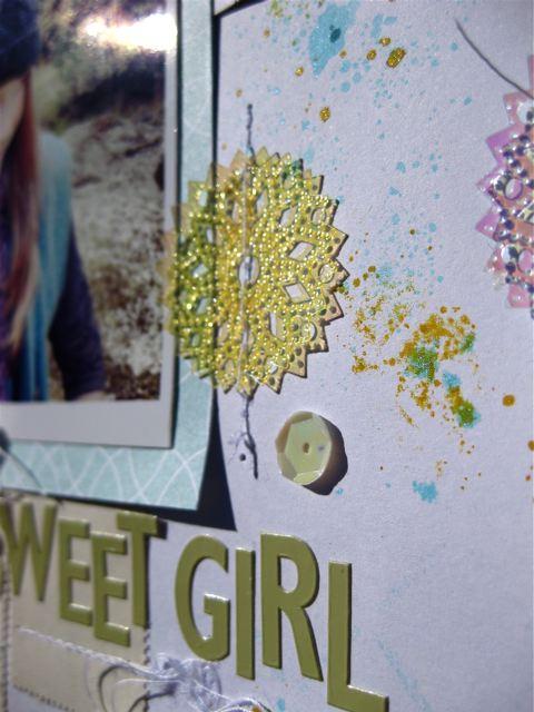 detail: sweet girl..
